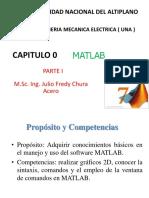 CAP 0 PARTE I Matlab en Metodos Numericos