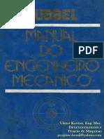 Dubbel. Manual Do Engenheiro Mecânico - t.1