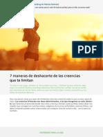 Creencias Que Te Limitan SPORTLIFE Patricia Ramirez Loeffler 22