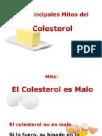 COLESTEROL mitos.pptx