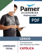 Lexico Catolica 2017-III