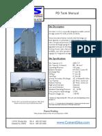 DSS PD Tank-manual