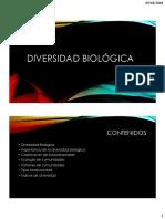 Diversidad biológica