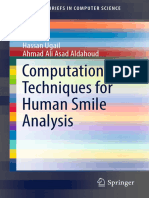 Computational Techniques for Human Smile Analysis