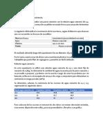 Expresión de Resultados Informe Compresion