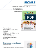 Fundamentos y Teoría de La Educación 8