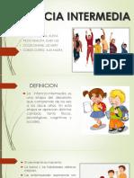 Infancia Intermedia