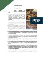 Panorama General de Las Comunidades Primitivas