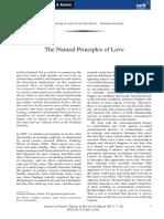 4.Gottman J. (2017) the Natural Principles of Love