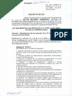 Congresista Héctor Becerril plantea destitución de fiscales por filtrar información reservada