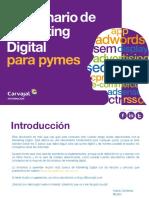 Diccionario de Plan de Marketing Digital