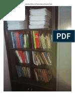 Penambahan Buku Di Perpustakaan Rumah Sakit