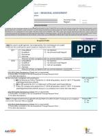 Form 3.1 - 3.7 RAT (CM) - Data Capture Form
