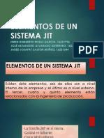 Elementos JIT