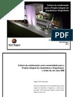 Cultura Da Colaboração Para o Projeto Integral na Arquitetura e Engenharia