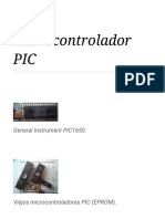 Microcontrolador PIC - Wiki