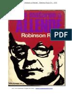 Robinson Rojas - Estos Mataron a Allende