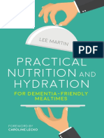 Practical Nutrition and Hydration  Mealtimes