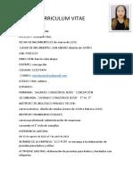 Curriculum Vitae Marelun (1)