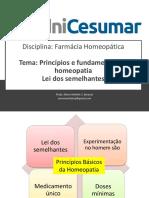 02-Pilares Da Homeopatia