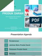 6. Dra. Rumondang - Pelulusan Produk Darah - BPOM