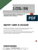 NOM-002-ECOL-1996