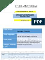 Analsis de Textos (Argumentativo- Informativo) (1)