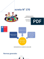 Decreto N° 170