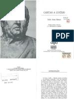 Sêneca - Cartas a Lucílio 1-79