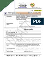 DLP MAPEH7. Arts Lesson 8. Summative Testg
