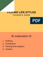 Filipino Lifestyles