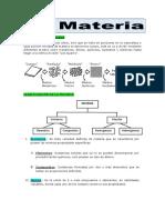 3.1. La Materia-clasificacion