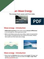 Ch5 Ocean Wave Energy