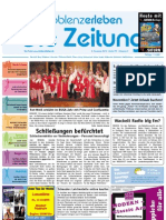 Koblenz Erleben / KW 44 / 05.11.2010 / Die Zeitung als E-Paper