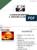 Calidad Servicio y Atencion Al Usuario CEF