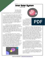 Inner Planets Comprehension.pdf