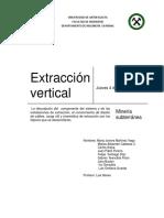 261134942 Informe Extraccion Vertical