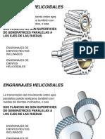 Clase Engranajes Helicoidales