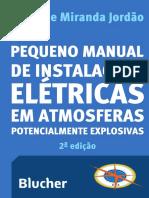 Pequeno manual de instalações eletricas em atmosferas potencialmente explosivas