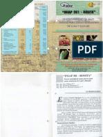 INIAP 381 ROSITA. Nueva Variedad de Maní Precoz Para Zonas Semisecas de Loja y Manabí.-1