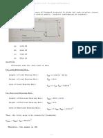 Quantity Take-Off Sample Problem
