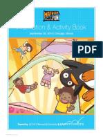 Activity Book 2015