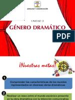 Clase 4 Genero Dramatico Ppt