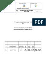 TEL-SRPD-EGD-CIV-001 Design Basis for Civil and Structural Rev B.pdf