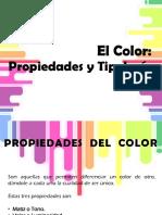 Color y Propiedades