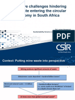 Day 2 - CSIR - Mining