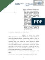 R.N.N° 1763-2018-COHECHO PASIVO IMPROPIO y PRUEBA SUFICIENTE-