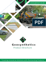 Geosynthetics Product Brochure 2