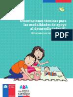 Orientaciones Técnicas Para Las Modalidades de Apoyo Al Desarrollo Infantil (1)