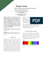 Pianola Virtual Grupo 5 (Paper)